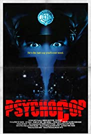 Psycho Cop (1989) Poster - Movie Forum, Cast, Reviews