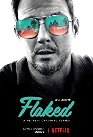 Flaked Poster - TV Show Forum, Cast, Reviews