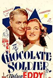 The Chocolate Soldier Poster