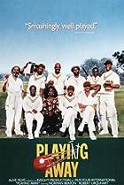 Playing Away (1987) Poster