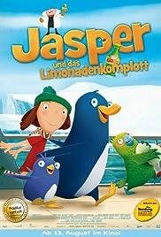 Jasper Takes the Train Poster