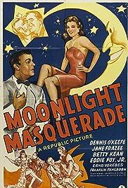 Moonlight Masquerade Poster