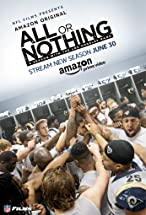Primary image for All or Nothing: A Season with the Los Angeles Rams