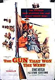 The Gun That Won the West (1955) Poster - Movie Forum, Cast, Reviews