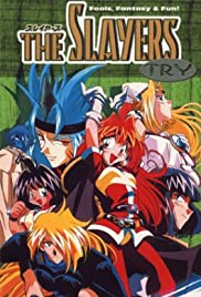 The Slayers Poster - TV Show Forum, Cast, Reviews