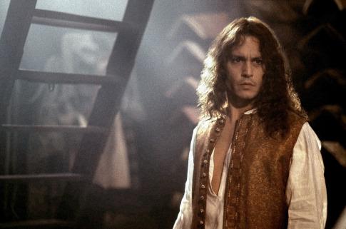 Johnny Depp in The Libertine (2004)