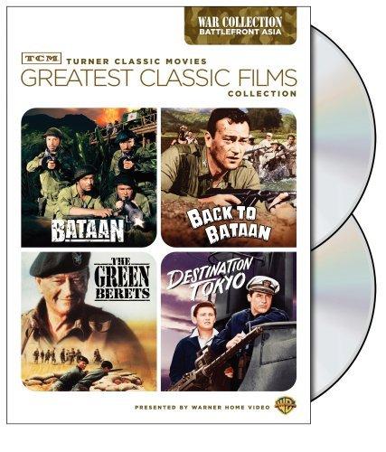 Cary Grant, John Wayne, and Robert Taylor in Bataan (1943)