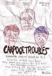 Carpool Troubles Poster