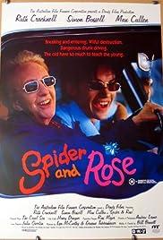 Spider & Rose Poster