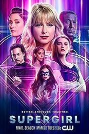 Supergirl - Season 6 (2021) poster