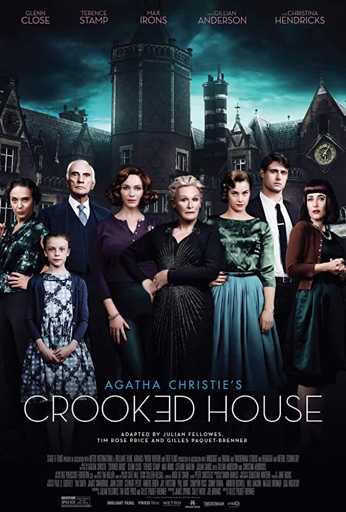 Crooked House 2017 English 720p Web-DL full movie watch online freee download at movies365.cc