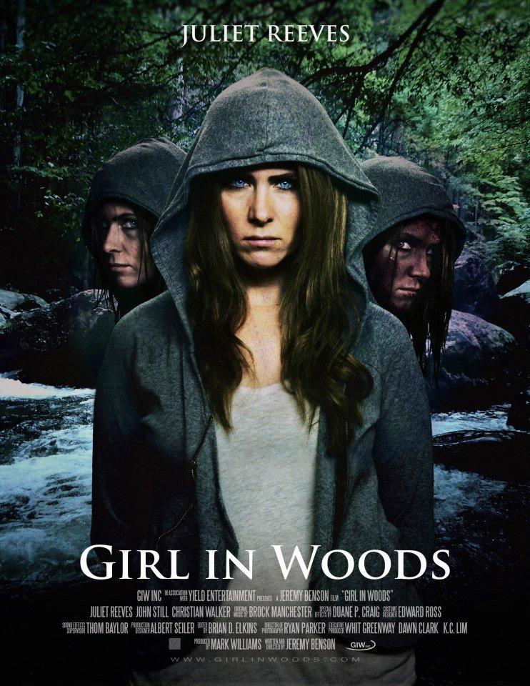 Chica en Maderas/Girl in Woods