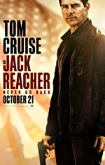 Jack Reacher Never Go Back(2016)