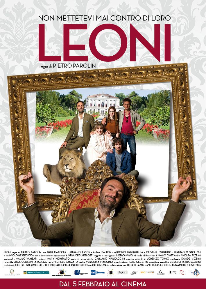 ვენეციის ლომები / Leoni