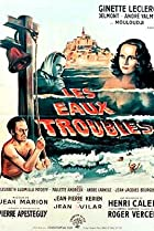 Image of Les eaux troubles