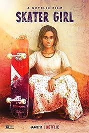 Skater Girl (2021) poster