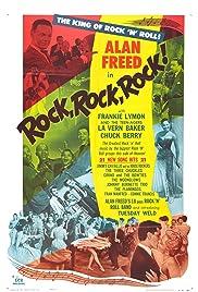Rock Rock Rock!(1956) Poster - Movie Forum, Cast, Reviews
