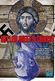 Hitler Meets Christ Poster
