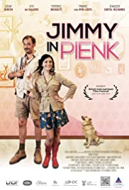 Jimmy in Pienk Poster