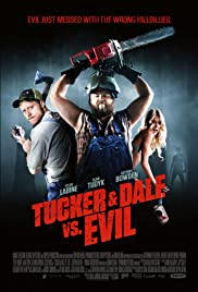 Tucker and Dale vs Evil (2010) Poster - Movie Forum, Cast, Reviews