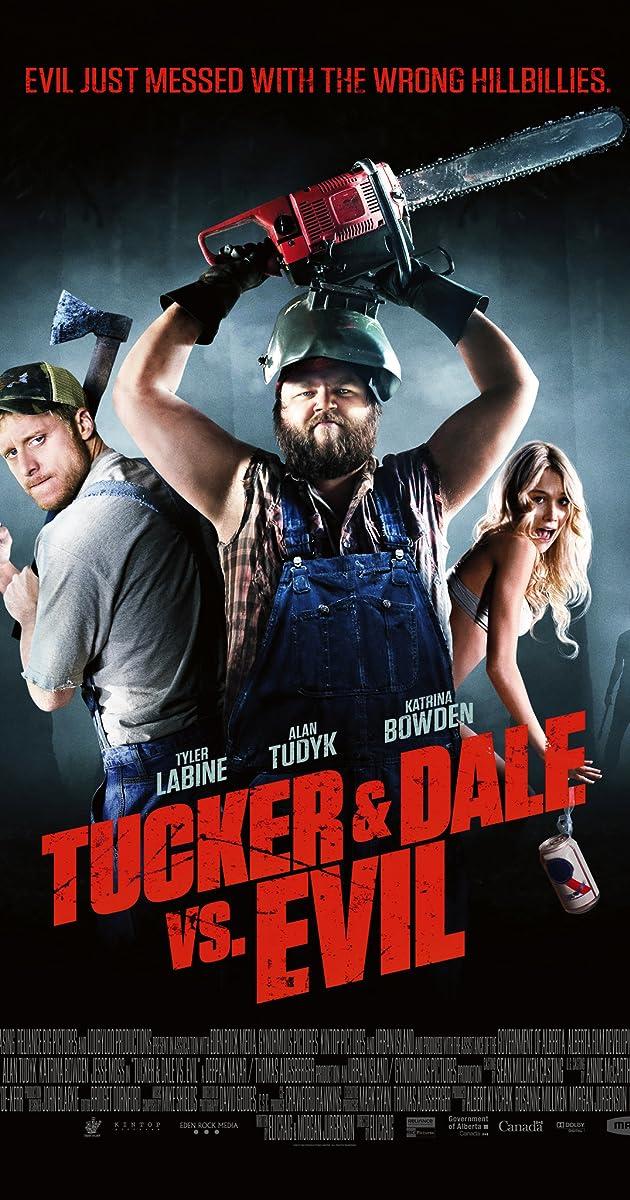 Pats baisiausias Deilo ir Takerio filmas / Tucker and Dale vs Evil (2010) Online