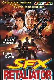 SFX Retaliator Poster