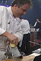 Image of Iron Chef America: The Series: Flay vs. Iacovone: Langoustine