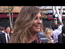 Ella Henderson Red Carpet Interview