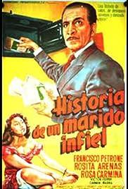 Historia de un marido infiel Poster