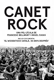 Canet Rock Poster