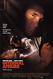 Internal Affairs (1990) Poster - Movie Forum, Cast, Reviews