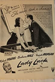 Lady Luck (1946) Poster - Movie Forum, Cast, Reviews