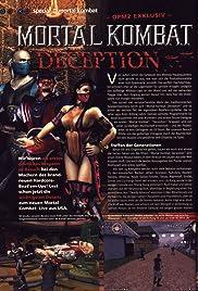 Mortal Kombat: Deception(2004) Poster - Movie Forum, Cast, Reviews