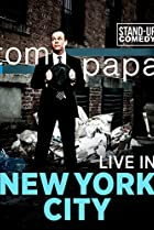 Image of Tom Papa: Live in New York City
