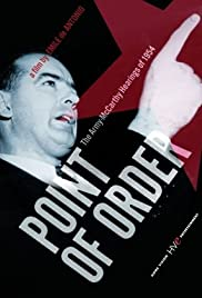Point of Order! (1964) Poster - Movie Forum, Cast, Reviews
