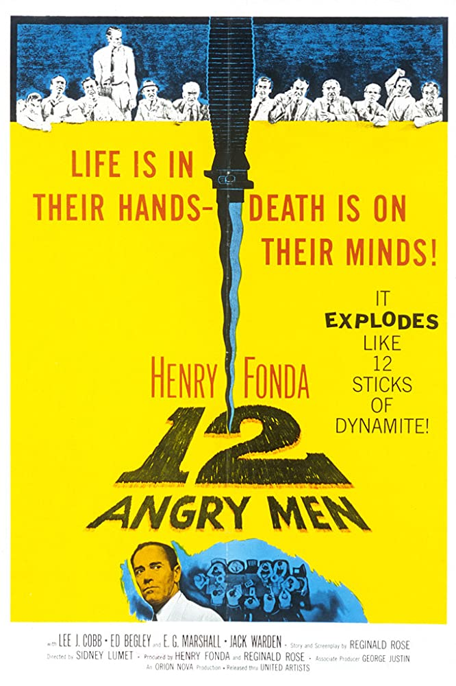 12 Angry Men 1975 720p BluRay x264 500MB