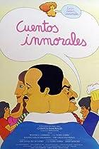 Image of Cuentos inmorales