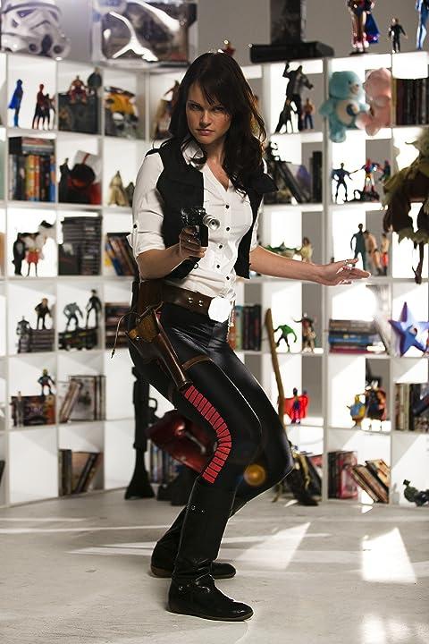 Michele Boyd as Han Solo in