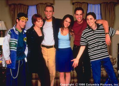 Kenny, Denise, Preston, Amanda, Mike & William