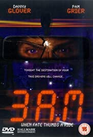 3 A.M. (2001) Poster - Movie Forum, Cast, Reviews