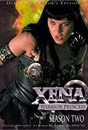 The Xena Scrolls Poster