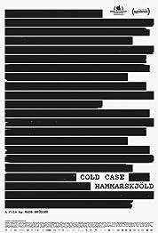 Cold Case Hammarskjöld (2019) poster