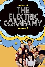 The Electric Company Poster - TV Show Forum, Cast, Reviews