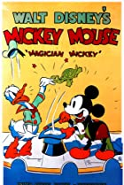 Image of Magician Mickey