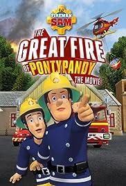 Fireman Sam: The Great Fire of Pontypandy Poster