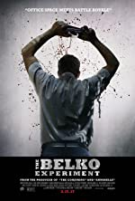 The Belko Experiment(2017)