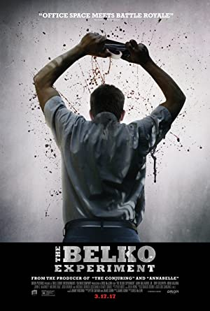 Poster Das Belko Experiment