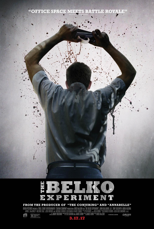 Belko Deneyi – The Belko Experiment Full HD Türkçe izle