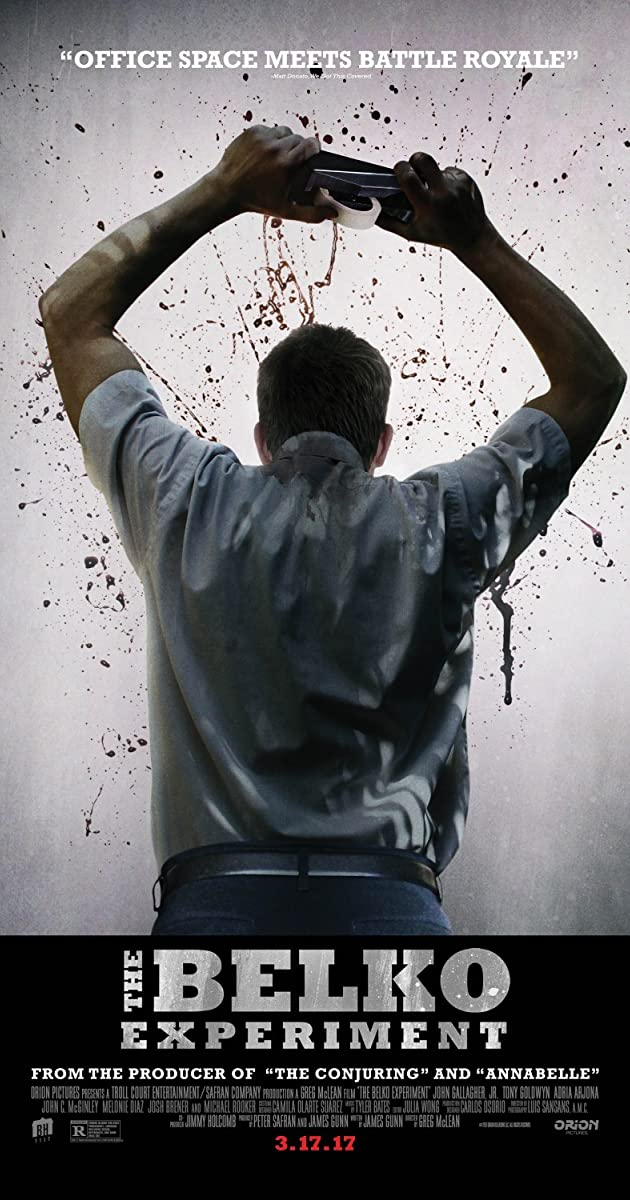 The Belko Experiment atsisiusti