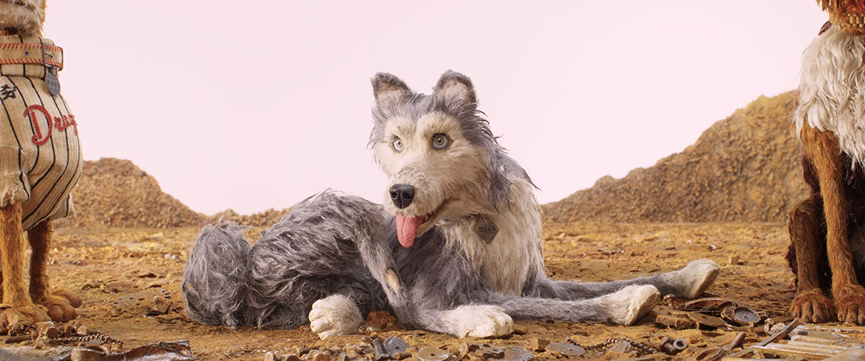 Jeff Goldblum in Isle of Dogs (2018)